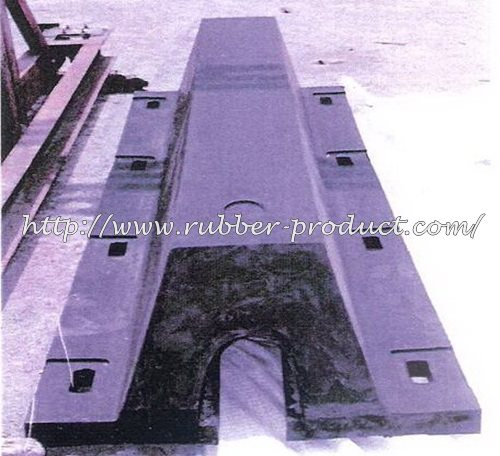 V type rubber fender | dock fender | marine fender