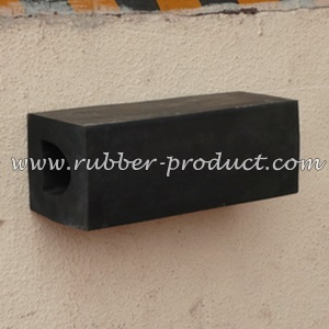 Loading dock bumper | Rubber wall protector